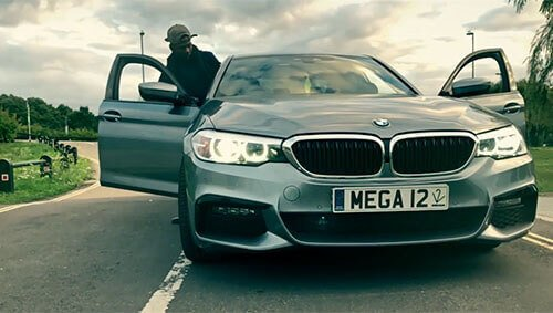 MEGA 12 - 'Call Me' (Filmed by @Jermainetroublez)