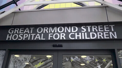 NHS Great Ormond Street Hospital